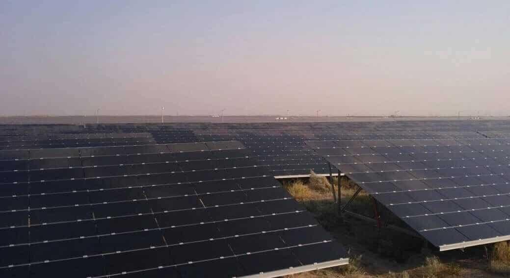 klimatkompensera Bhilwara solar power